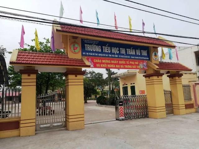 Thái Bình: Phụ huynh cho học sinh tạm nghỉ học vì sợ dịch bệnh - 1
