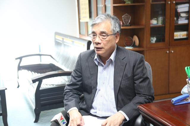 TS Trần Đình Thiên, nguyên Viện trưởng Viện Kinh tế Việt Nam.JPG