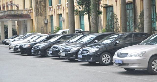 Bộ Tư pháp phấn đấu giảm đến 50% số lượng xe công - 1