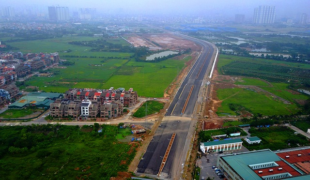Tuyến đường nghìn tỷ Nguyễn Xiển – Xa La kết nối KĐT Thanh Hà Mường Thanh đã ấn định ngày thông xe kỹ thuật - 1