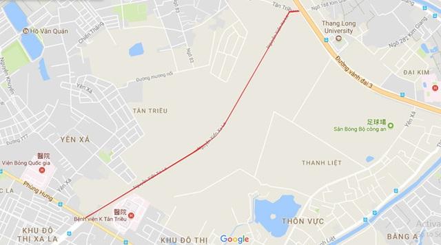Tuyến đường nghìn tỷ Nguyễn Xiển – Xa La kết nối KĐT Thanh Hà Mường Thanh đã ấn định ngày thông xe kỹ thuật - 2