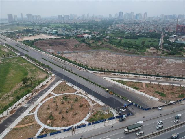 Tuyến đường nghìn tỷ Nguyễn Xiển – Xa La kết nối KĐT Thanh Hà Mường Thanh đã ấn định ngày thông xe kỹ thuật - 5