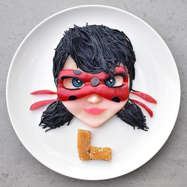 """Không dám """"đụng đũa"""" trước những món ăn đẹp như tác phẩm nghệ thuật - Ảnh minh hoạ 24"""