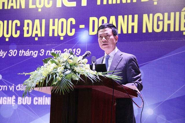 Bộ trưởng GD-ĐT: Nhà trường, doanh nghiệp, Nhà nước cùng phát triển nhân lực chất lượng cao - 3
