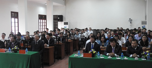 Toà án tỉnh Hòa Bình có Chánh án mới - Ảnh minh hoạ 2