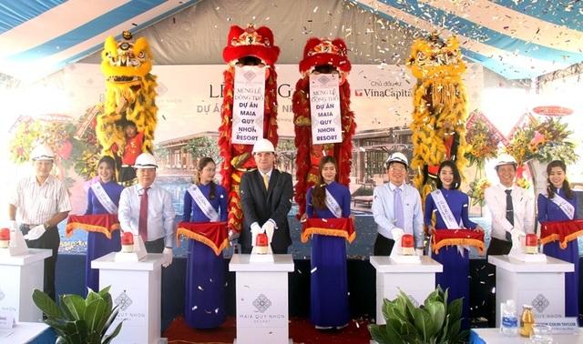 Đầu tư hơn 1.000 tỷ đồng vào khu du lịch biển đẹp bậc nhất Việt Nam - 1