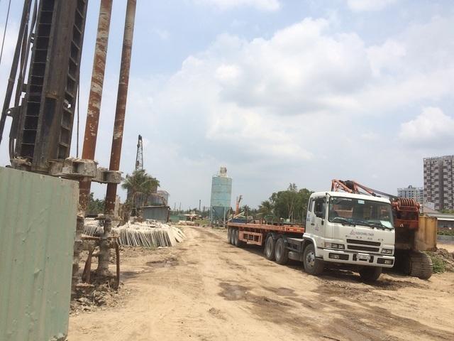 TPHCM: Tăng tốc xây dựng 2 tuyến đường vành đai - 1