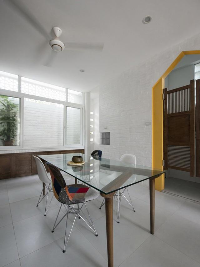 """Nhà """"siêu mỏng"""" ở Hà Nội khiến tạp chí kiến trúc thế giới ngỡ ngàng - 11"""