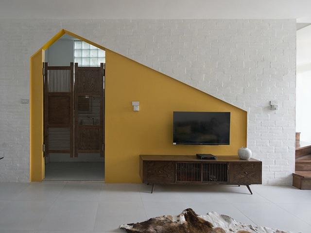 """Nhà """"siêu mỏng"""" ở Hà Nội khiến tạp chí kiến trúc thế giới ngỡ ngàng - 12"""