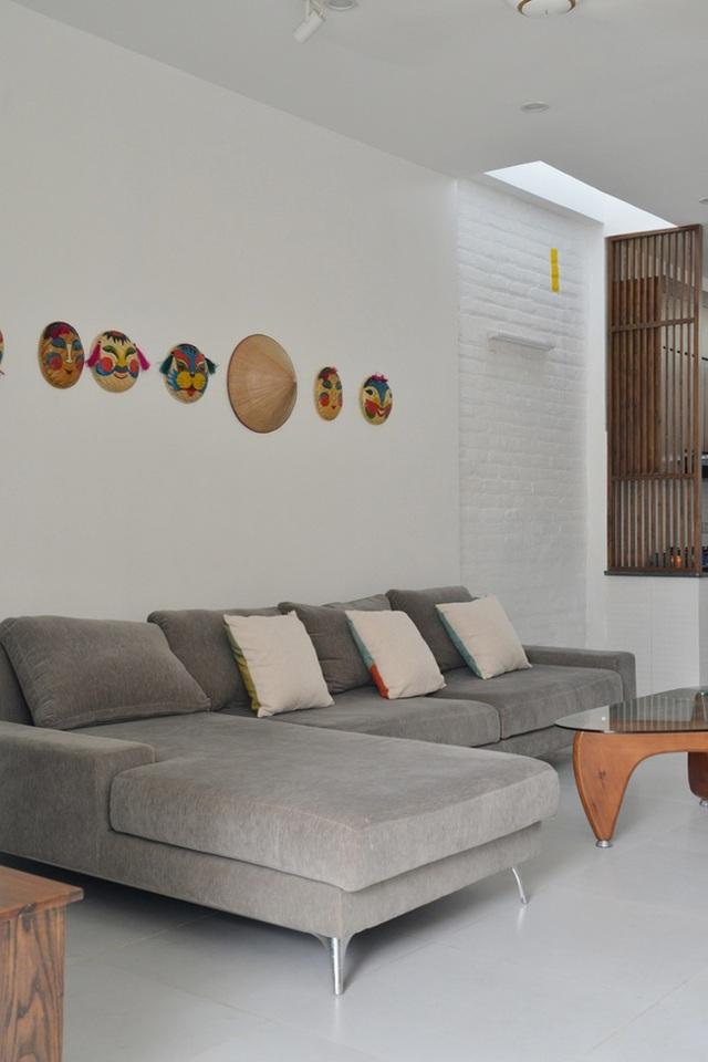 """Nhà """"siêu mỏng"""" ở Hà Nội khiến tạp chí kiến trúc thế giới ngỡ ngàng - 4"""