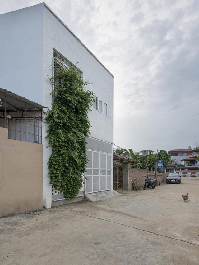"""Nhà """"siêu mỏng"""" ở Hà Nội khiến tạp chí kiến trúc thế giới ngỡ ngàng - 6"""