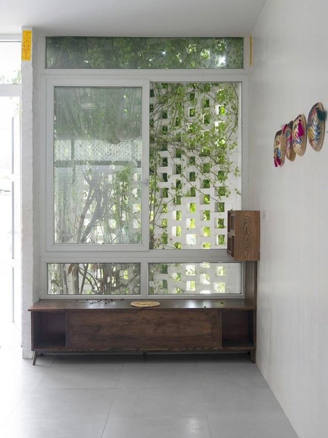 """Nhà """"siêu mỏng"""" ở Hà Nội khiến tạp chí kiến trúc thế giới ngỡ ngàng - 7"""