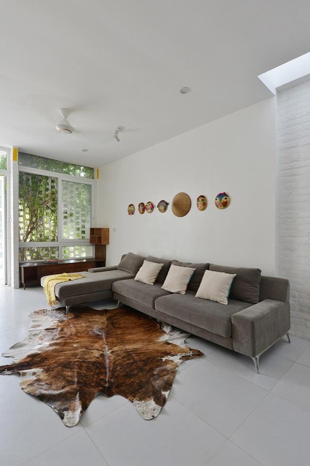 """Nhà """"siêu mỏng"""" ở Hà Nội khiến tạp chí kiến trúc thế giới ngỡ ngàng - 8"""