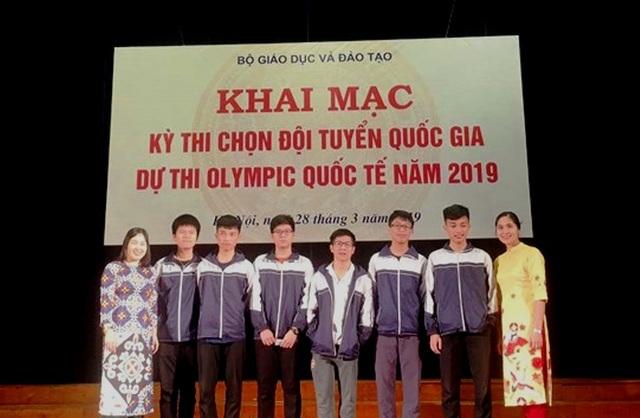 2 học sinh trường THPT chuyên Phan Bội Châu lọt vào đội tuyển Olympic châu Á môn Tin học - 1