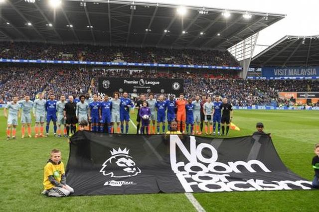 """Cardiff 1-2 Chelsea: Thắng trận nhờ """"bàn thắng ma"""" - 10"""