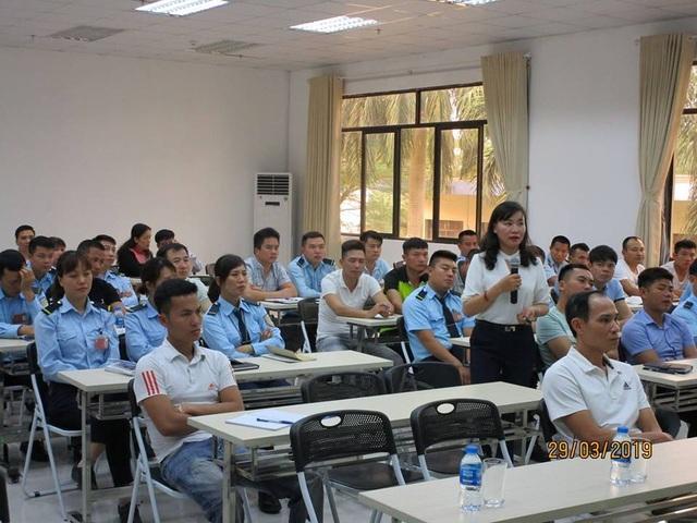 Hải Phòng: Tuyên truyền phòng chống ma túy trong công nhân - 4