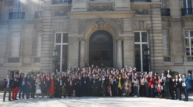 Chính thức phát động Giải thưởng Nhân tài Đất Việt 2019 tại Paris - 3