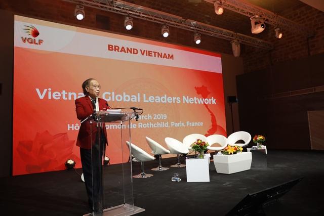 Chính thức phát động Giải thưởng Nhân tài Đất Việt 2019 tại Paris - 1