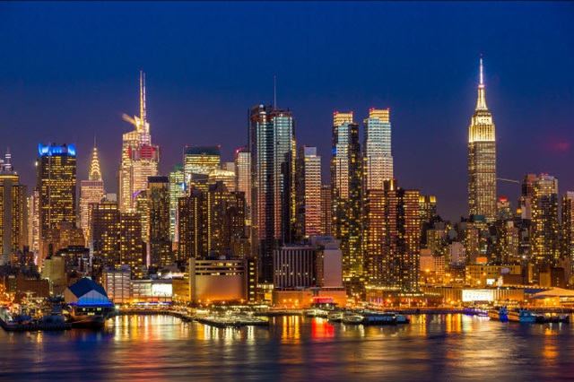 Những thành phố đẹp nhất khi khám phá về đêm - 12