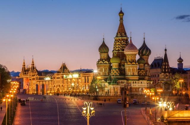 Những thành phố đẹp nhất khi khám phá về đêm - 16