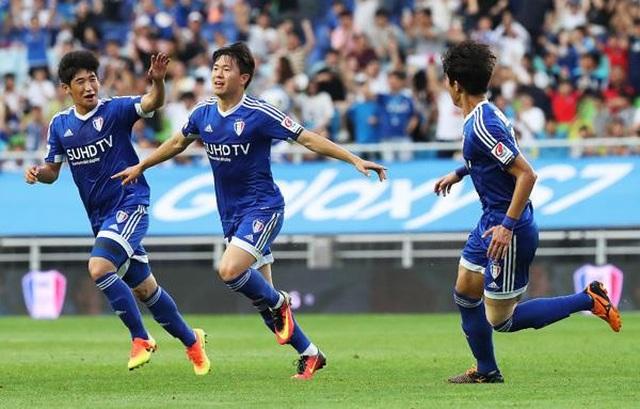 Công Phượng vào sân ở phút 66, Incheon United thua Suwon Bluewings
