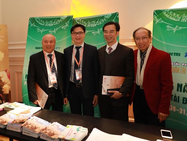 Chính thức phát động Giải thưởng Nhân tài Đất Việt 2019 tại Paris - 2