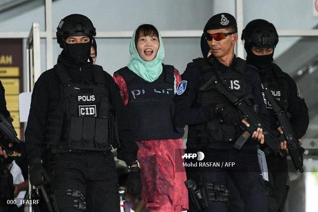 Đoàn Thị Hương thoát cáo buộc giết người, có thể được trả tự do vào tháng 5 - 2