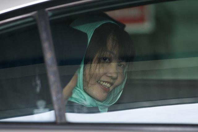 Đoàn Thị Hương thoát cáo buộc giết người, có thể được trả tự do vào tháng 5 - 1