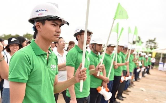 10.000 cây xanh được gieo trồng trong Lễ phát động chiến dịch Go Green 2019 của Tập đoàn FLC - 2