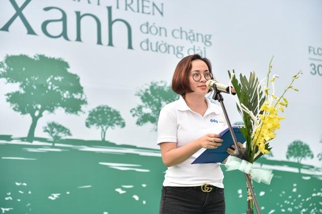 10.000 cây xanh được gieo trồng trong Lễ phát động chiến dịch Go Green 2019 của Tập đoàn FLC - 3