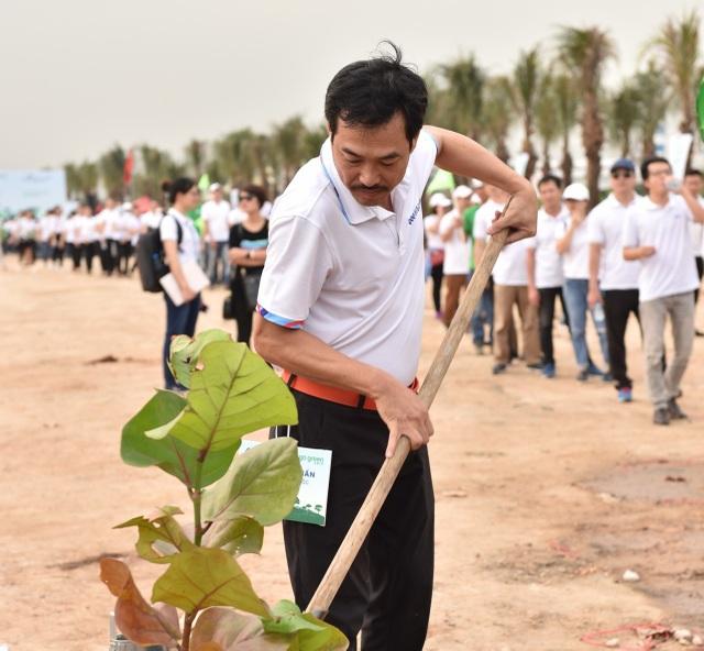 10.000 cây xanh được gieo trồng trong Lễ phát động chiến dịch Go Green 2019 của Tập đoàn FLC - 4