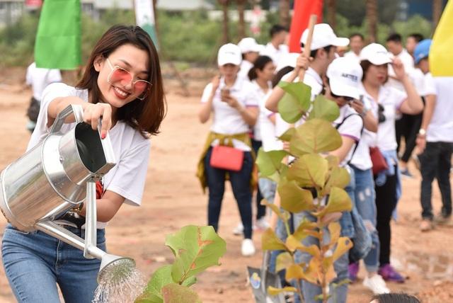 10.000 cây xanh được gieo trồng trong Lễ phát động chiến dịch Go Green 2019 của Tập đoàn FLC - 6