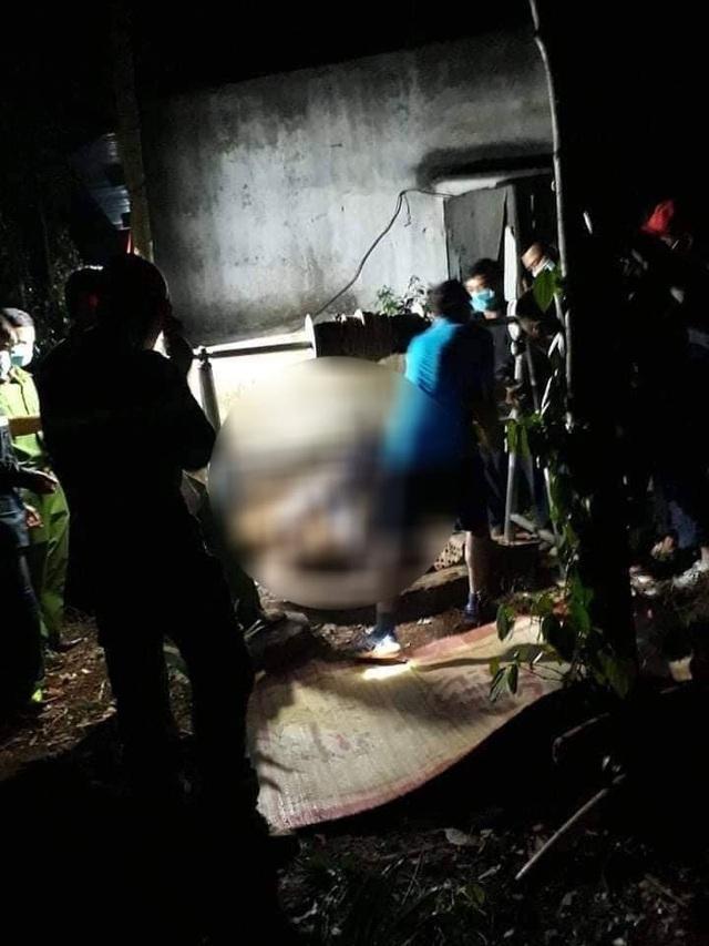 Phát hiện người đàn ông chết dưới giếng sau 2 ngày mất tích - 1