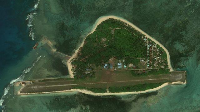 Trung Quốc ngang nhiên đưa 200 tàu áp sát đảo Thị Tứ - 2