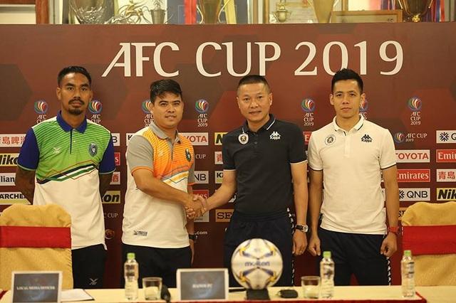 """""""Quang Hải, Đình Trọng được nghỉ ở AFC Cup 2019"""" - 1"""