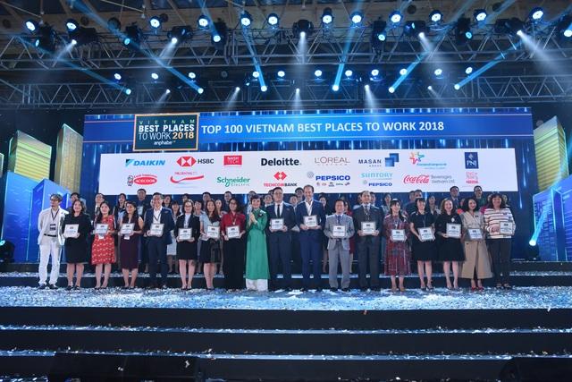 Liên tục nằm trong top 3 nơi làm việc tốt nhất Việt Nam - 1