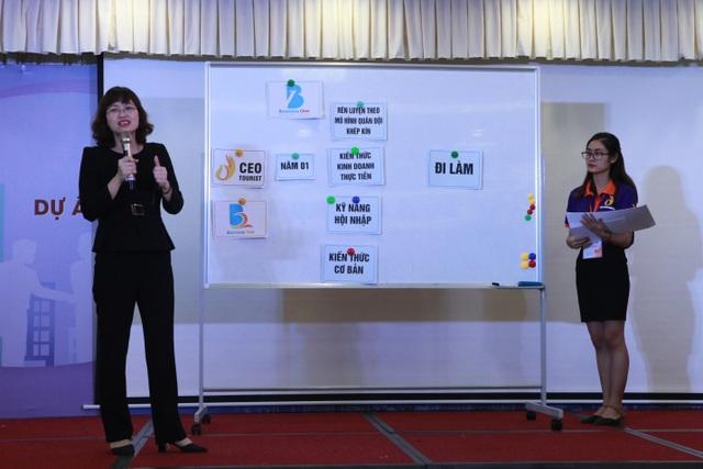 Dự án tiếp cận công việc ngay khi tốt nghiệp của CEO Việt Nam dành cho học viên - 1