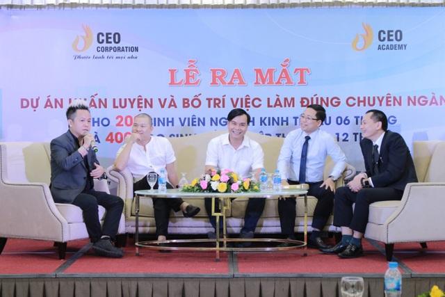 Dự án tiếp cận công việc ngay khi tốt nghiệp của CEO Việt Nam dành cho học viên - 2