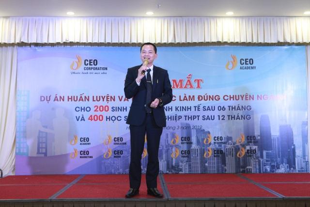 Dự án tiếp cận công việc ngay khi tốt nghiệp của CEO Việt Nam dành cho học viên - 5