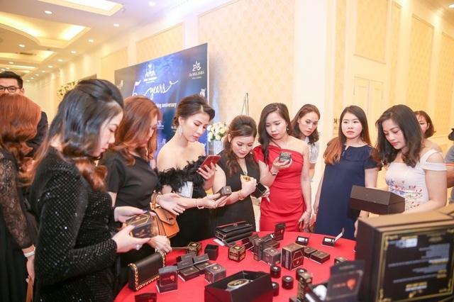 Ấn tượng lễ sinh nhật lần thứ 5 và ra mắt thương hiệu mỹ phẩm mới của Ngọc Tú Group - 1