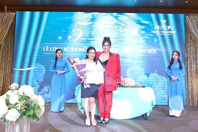 Ấn tượng lễ sinh nhật lần thứ 5 và ra mắt thương hiệu mỹ phẩm mới của Ngọc Tú Group - 4