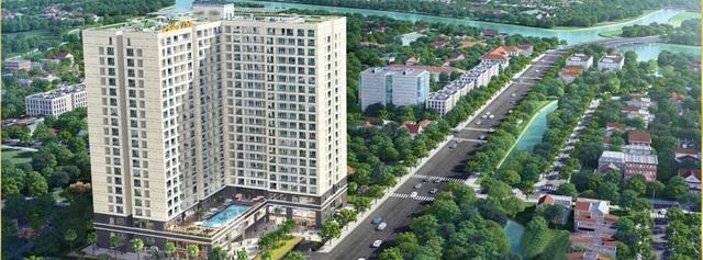 Goldora Plaza: Căn hộ diện tích lý tưởng cho gia đình trẻ ở phía Nam Sài Gòn - 1