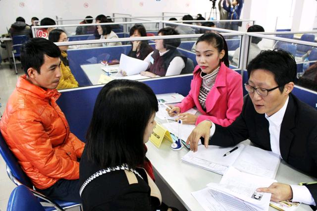 Hà Nội: Tổ chức 106 phiên giao dịch việc làm trong năm 2019 - 1