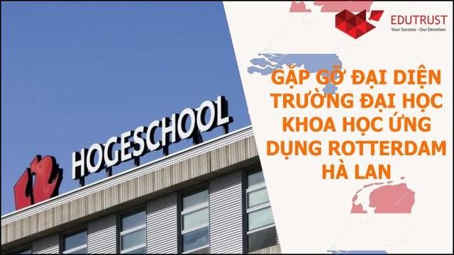 Hướng dẫn chuẩn bị hồ sơ du học Hà Lan 2019-2020 và gặp gỡ đại diện trường Rotterdam University Of Applied Sciences - 3