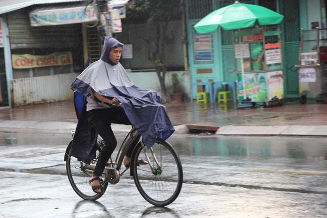Cơn mưa vàng giải nhiệt cho TPHCM sau đợt nắng nóng gay gắt - 7