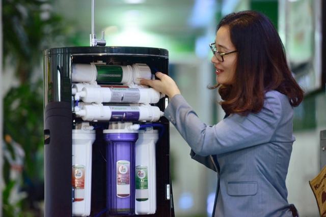 Công nghệ độc quyền của Kangaroo tạo ra nước Hydrogen đầu tiên ở Việt Nam - 1
