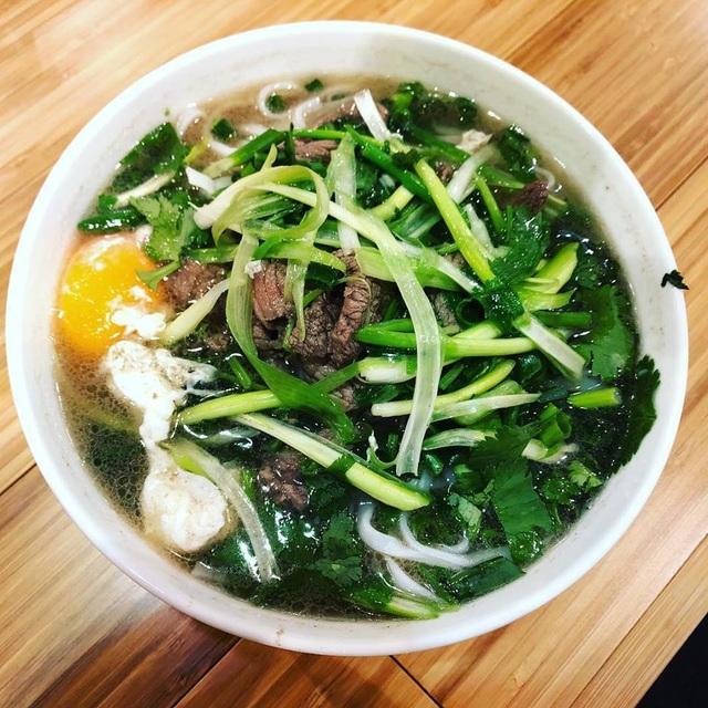 """Những món ăn Việt """"nổi danh"""" trên đất Nhật - 8"""