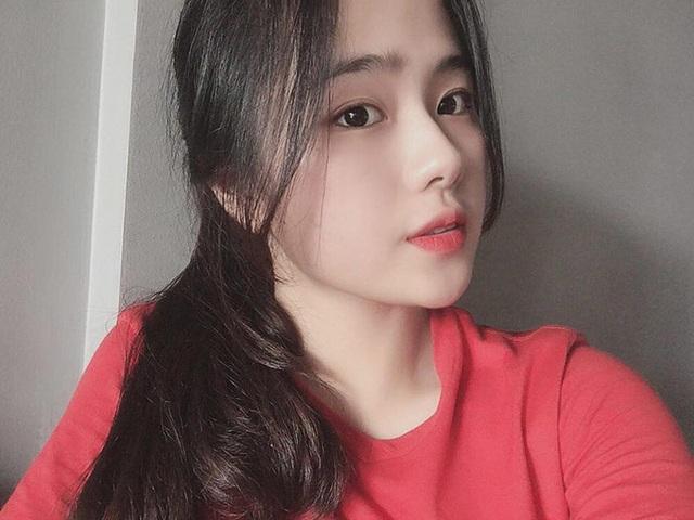 Nữ sinh xứ Huế với góc nghiêng đẹp xuất thần xao xuyến bao trái tim - 6