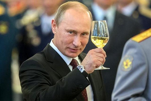 Nước Nga dưới thời Putin đang thắng thế trước Mỹ? - 1