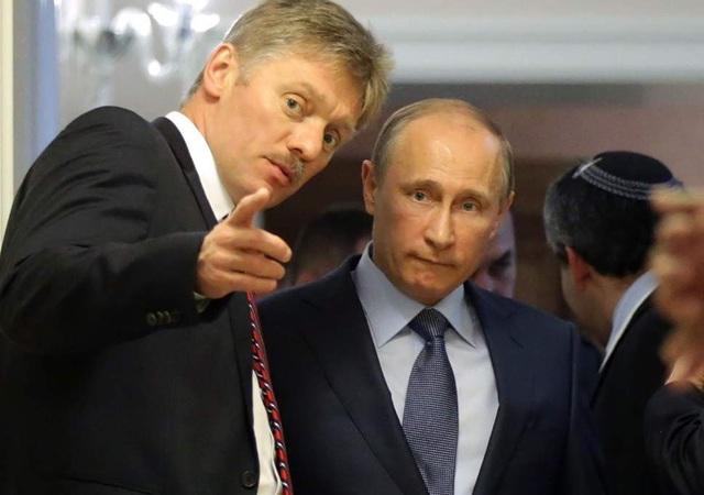 """Nga """"phản pháo"""" yêu cầu trả lại lãnh thổ và bồi thường cho Ukraine - 1"""